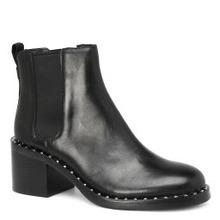 ASH | Ботинки ASH XOX черный | Clouty