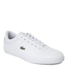 Lacoste | Кроссовки LACOSTE CAM0016 COURT-MASTER белый | Clouty