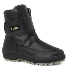 Olang | Ботинки OLANG UNICA черный | Clouty