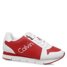 Calvin Klein | Кроссовки CALVIN KLEIN TALINE красный | Clouty
