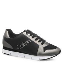 Calvin Klein | Кроссовки CALVIN KLEIN TALINE черный | Clouty