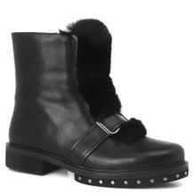 abricot | Ботинки ABRICOT TW-0118 черный | Clouty