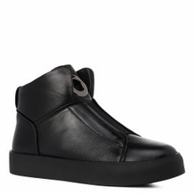 abricot   Ботинки ABRICOT 638-7723 черный   Clouty