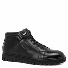 abricot   Ботинки ABRICOT 692B-7-H53S13 черный   Clouty