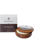 Truefitt & Hill | Люкс-мыло для бритья в деревянной чаше Sandalwood Truefitt&Hill | Clouty