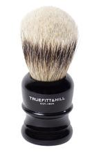 Truefitt & Hill | Помазок Шерсть барсука/Эбонит с серебром Wellington Truefitt&Hill | Clouty