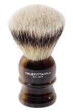Truefitt & Hill | Помазок Шерсть барсука/Рог с серебром Wellington Truefitt&Hill | Clouty