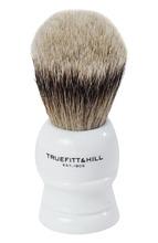 Truefitt & Hill | Помазок Шерсть барсука/Фарфор с серебром Wellington Truefitt&Hill | Clouty