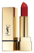 SAINT LAURENT | Губная помада Rouge Pur Couture, оттенок 01 YSL | Clouty