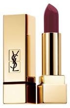 SAINT LAURENT | Матовая помада для губ Rouge Pur Couture Mat, оттенок 212 YSL | Clouty