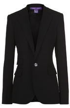 Ralph Lauren | Жакет прямого кроя на одной пуговице с карманами Ralph Lauren | Clouty