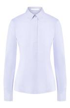 BOSS | Приталенная хлопковая блуза BOSS | Clouty