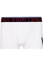 POLO RALPH LAUREN | Хлопковые боксеры с широкой резинкой Polo Ralph Lauren | Clouty