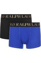 POLO RALPH LAUREN | Комплект из двух боксеров с широкой резинкой Polo Ralph Lauren | Clouty