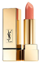 SAINT LAURENT | Помада для губ Rouge Pur Couture Lip Color 23 Corail Poetique YSL | Clouty