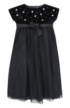 Il Gufo | Платье с отделкой кристаллами Il Gufo | Clouty