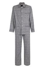 Derek Rose | Хлопковая пижама в клетку Derek Rose | Clouty