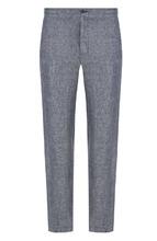 120% Lino | Льняные брюки прямого кроя 120% Lino | Clouty