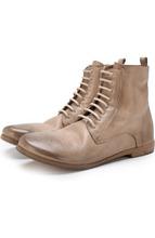 Marsèll | Кожаные ботинки с эффектом состаривания Marsell | Clouty