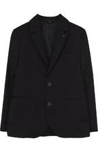 Armani Junior | Шерстяной пиджак на двух пуговицах Armani Junior | Clouty