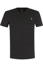 POLO RALPH LAUREN | Хлопковая футболка с круглым вырезом Polo Ralph Lauren | Clouty