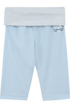 Sanetta | Хлопковые брюки с принтом Sanetta Fiftyseven | Clouty