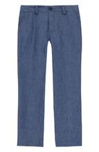 Dal Lago | Льняные брюки прямого кроя Dal Lago | Clouty