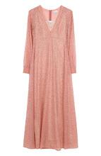 VALENTINO RED   Приталенное платье-миди с V-образным вырезом REDVALENTINO   Clouty