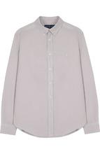POLO RALPH LAUREN | Хлопковая рубашка с воротником button down Polo Ralph Lauren | Clouty