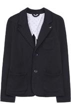 Armani Junior | Однобортный пиджак джерси Armani Junior | Clouty