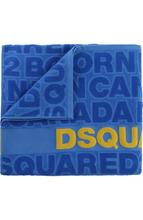 DSQUARED2   Пляжное полотенце Dsquared2   Clouty