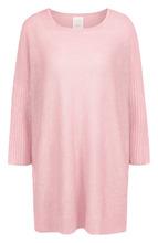 120% Lino | Кашемировый пуловер свободного кроя с круглым вырезом 120% Lino | Clouty