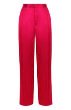 GIVENCHY | Однотонные брюки из вискозы со стрелками Givenchy | Clouty