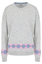 FTC | Кашемировый пуловер со спущенным рукавом FTC | Clouty