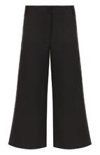 VALENTINO | Укороченные расклешенные брюки Valentino | Clouty