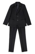 Armani Junior | Шерстяной костюм из пиджака и брюк Armani Junior | Clouty