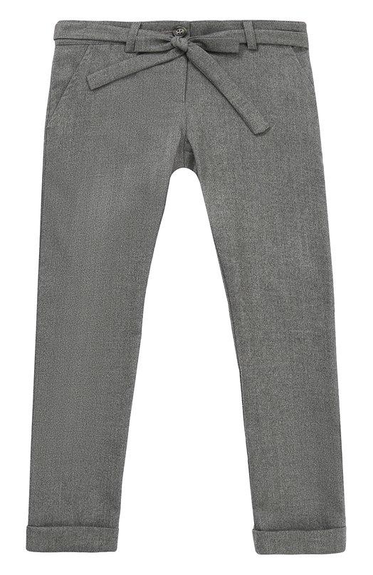 купить брюки gaudi 34bd20211 темно-серый.