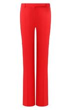 Alexander McQueen | Расклешенные брюки со стрелками Alexander McQueen | Clouty