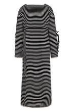 3.1 Phillip Lim | Хлопковое платье свободного кроя в полоску 3.1 Phillip Lim | Clouty