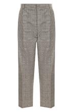 Paul & Joe | Укороченные шерстяные брюки с защипами Paul&Joe | Clouty