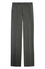 Dal Lago | Однотонные брюки прямого кроя Dal Lago | Clouty