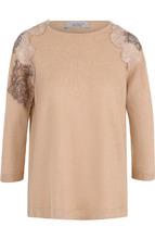 D.Exterior | Вязаный пуловер с укороченным рукавом D.Exterior | Clouty