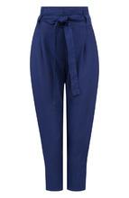 120% Lino | Однотонные льняные брюки с поясом 120% Lino | Clouty