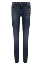 Dolce & Gabbana | Укороченные джинсы-скинни с потертостями Dolce & Gabbana | Clouty