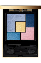 SAINT LAURENT | Палетка теней Couture Palette Collector Pop Illusion YSL | Clouty