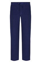 120% Lino | Льняные брюки прямого кроя с поясом на кулиске 120% Lino | Clouty