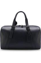 Brioni   Кожаная дорожная сумка с плечевым ремнем Brioni   Clouty