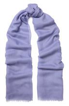 Loro Piana | Кашемировый шарф Fil And Fil с необработанным краем Loro Piana | Clouty