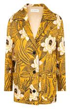 Dries Van Noten | Жакет с накладными карманами и принтом Dries Van Noten | Clouty