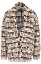 Isabel Marant | Вязаный шерстяной жакет со спущенным рукавом Isabel Marant | Clouty